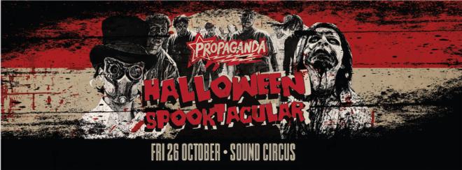 Propaganda Bournemouth – Halloween Spooktacular!