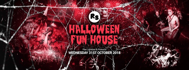 Regression Sessions – The Halloween Fun House!
