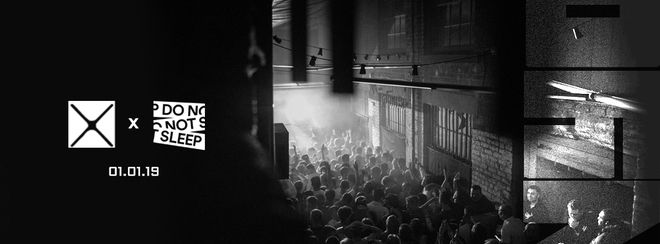 BLOC/NYD – DO NOT SLEEP / HUGE LINE UP INCOMING