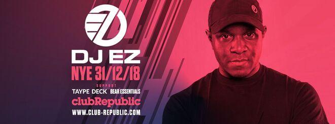 DJ EZ - New Years Eve - Club Repubilc