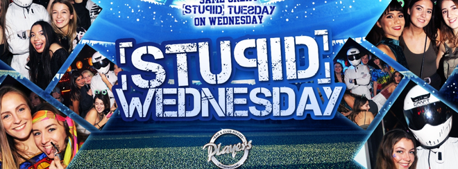 Stupid Wednesday – Sports Night!