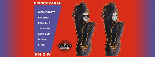 The Prince Farah Show Autumn Changes Edition #1