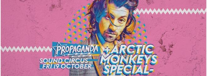 Propaganda Bournemouth – Arctic Monkeys Special!