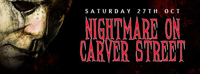 Nightmare On Carver Street