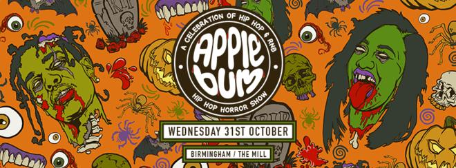 Wild Lyfe X Applebum   Halloween   The Mill