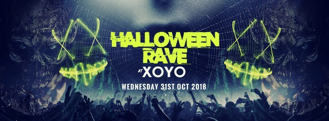 The Halloween Rave Séance at XOYO