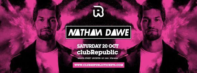 Nathan Dawe at Club Republic