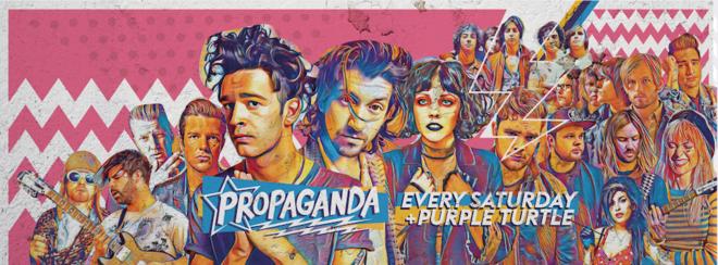 Propaganda Oxford