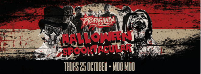Propaganda Cheltenham – Halloween Spooktacular!