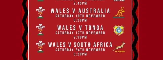 Wales vs Australia After Party ll Tiger Tiger