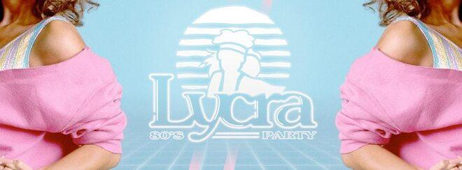 Lycra 80's Aerobics Party