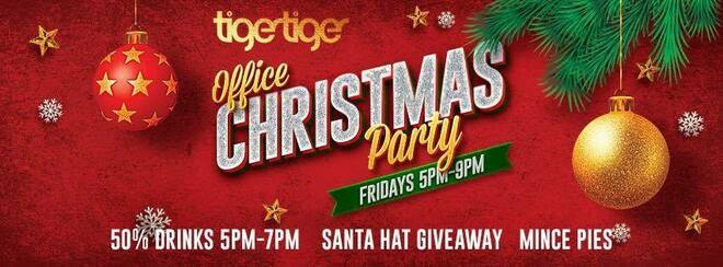 The Office Christmas Party – Dec 14th