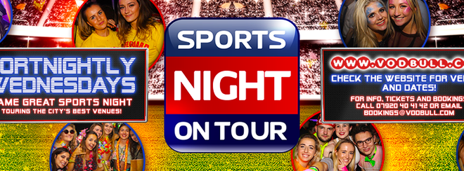 Sports Night On Tour returns to SNOBS
