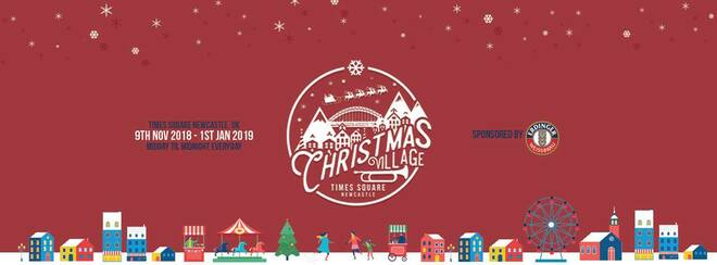 SUNDAY 16TH DEC – CHRISTMAS VILLAGE – NEWCASTLE 2018