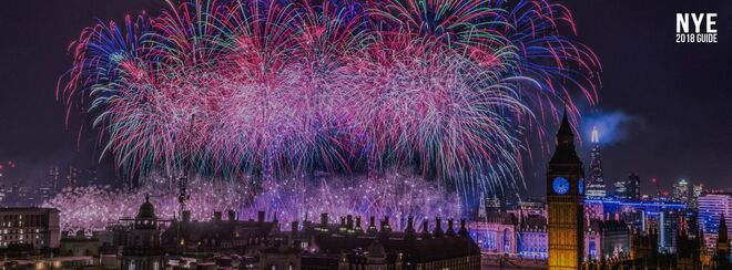 London NYE Fireworks Tickets
