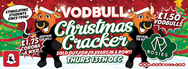 🎄Bertrum's Christmas Cracker!!🎄 {FINAL TICKETS!}