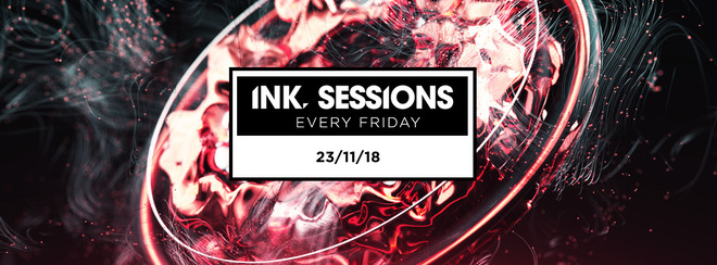 Ink Sessions – 23/11/18