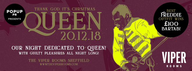 👑🎸QUEEN – Thank god It's Christmas! 👑🎸