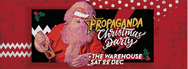 Propaganda Leeds – Christmas Party!