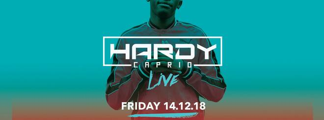 Hardy Caprio – Live & Direct