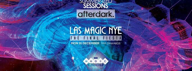 Las Magic NYE - The FINAL Fiesta