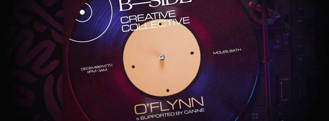 The B Side Collective presents: O'Flynn