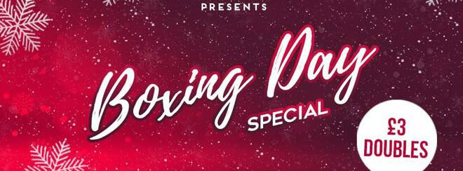 TIC TOC Presents Boxing Day Special