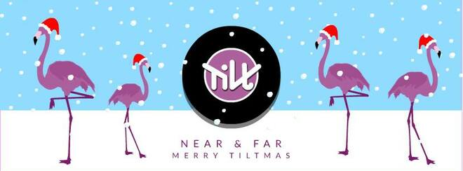 Merry Tiltmas: Near & Far // Peckham Levels // Free Party