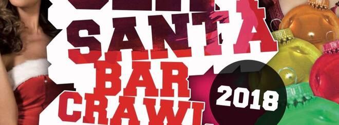 Sexy Santa Bar Crawl 18′