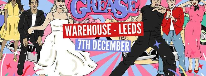 40 years of Grease! The club Tour: Leeds