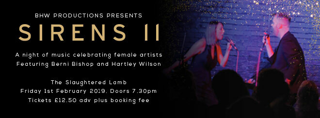 BHW Productions presents Sirens II