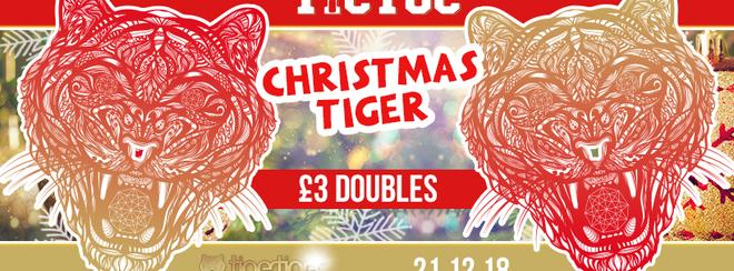 TIC TOC Fridays // Christmas Tiger