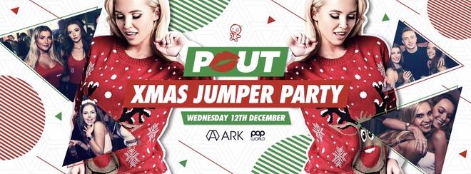 Pout - Xmas Jumper party