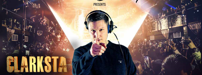 Gallery Saturdays Presents DJ Clarksta