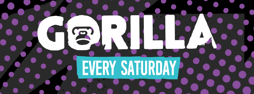 Gorilla Saturdays