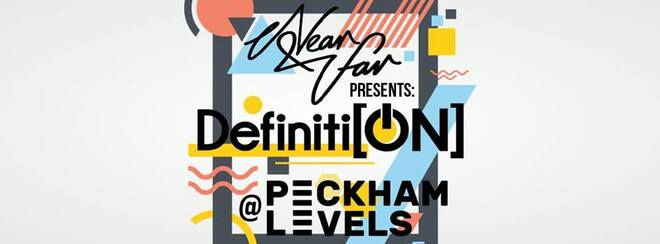Near & Far pres. Definition Rooftop Party at Peckham Levels