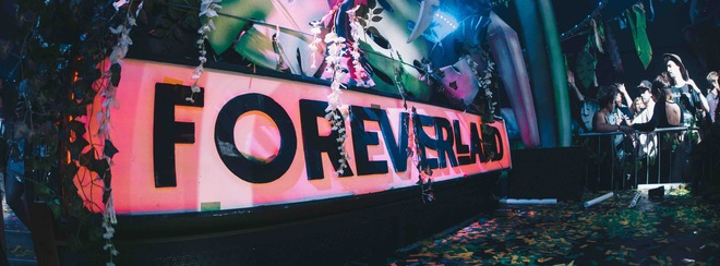 Foreverland: Enchanted Forest Rave in Southampton
