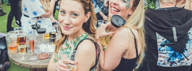 Summer Magic Terrace Party [Bank Hols Wknd]