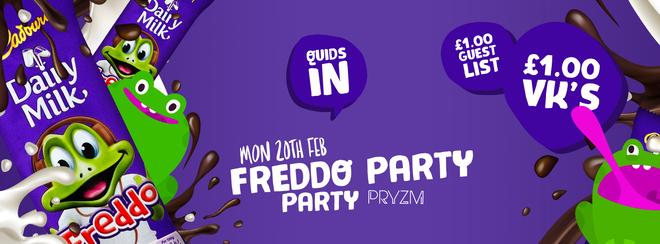 Quids In // Freddo Party // 19th Feb