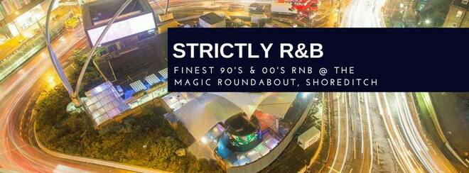 Strictly RnB @ Magic
