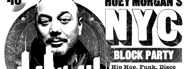 Huey Morgan's NYC Block Party (Fun Lovin' Criminals / 6 Music)