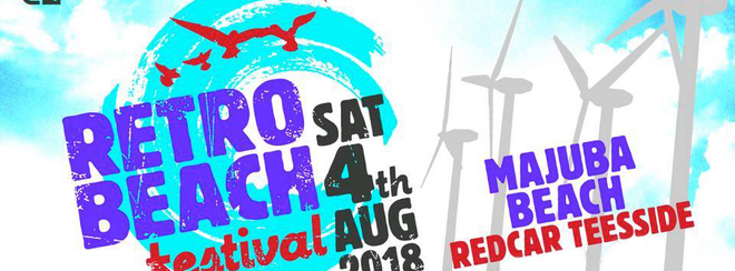 The Retro Beach Festival 2018
