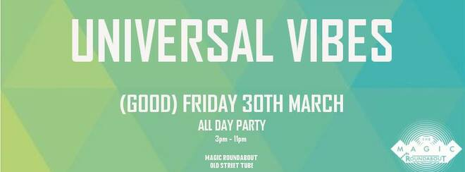 Universal Vibes Easter Party
