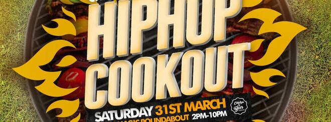 Hip Hop Cookout
