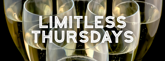 LIMITLESS THURSDAYS