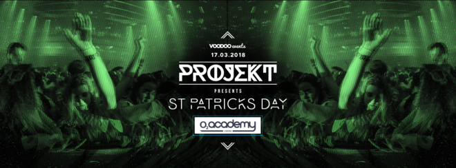 PROJEKT – St Patricks Day!