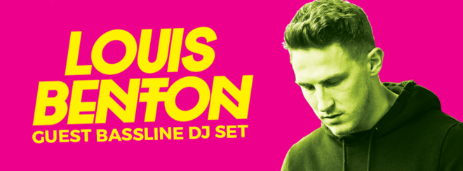 Louis Benton – Good Friday Bassline Special