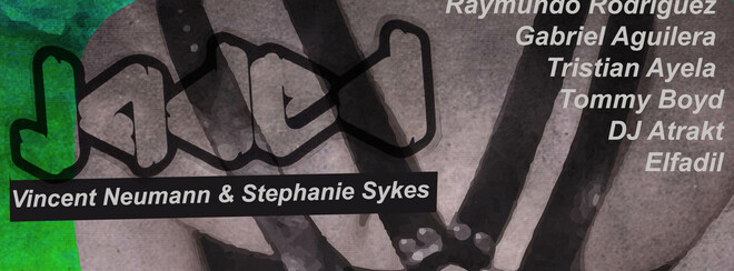 Jaded with Vincent Neumann vs Stephanie Sykes (6 Hours)