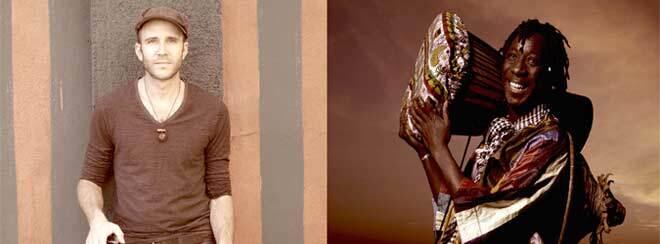 New Roots presents Cory Seznec & Amadou Diagne