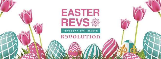 Easter Revs – 29th March